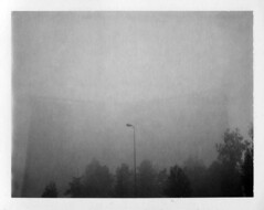 lost in the fog (cHr1st1an S images) Tags: city trees sky bw italy white black building film nature fog mystery analog polaroid blackwhite flickr heaven milano palace 350 mysterious analogue 667 bianco nero biancoenero expiredfilm analogic analogico polaroid667 polaroid350 polaroidland350 expiredpolaroid simol polaroidexpired chr1st1ans polaroidautomaticland350 polaroidautomatic350 sorrentinochristian