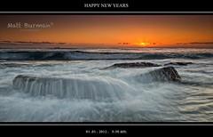 THE HANGOVER PT 1. (matt burman) Tags: ocean morning sunset sea sun seascape night sunrise landscape waves pentax sydney australia newyears centralcoast swell 01012012 newyearsday2012newyears sunrisenewyearsday2012