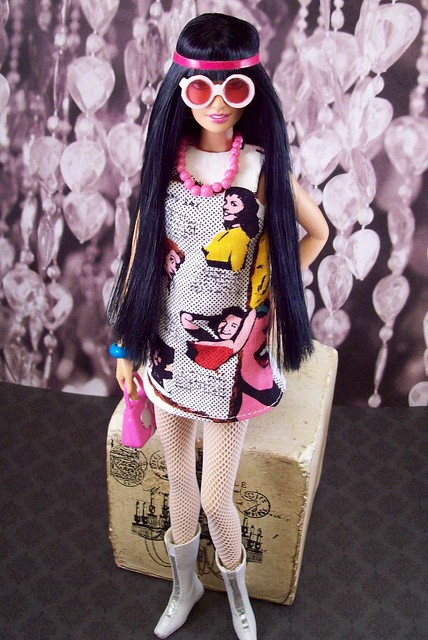 fashion toy toys doll dolls barbie boho ahoy fever annasui mymelody coolit flauntit monsieurz dollsahoy