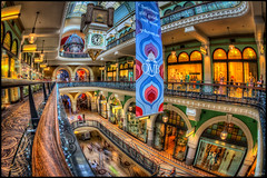 Queen Victoria Building, Sydney (szeke) Tags: sydney australia qvb hdr queenvictoriabuilding neatimage photomatix tumblr canon7d sigma10fisheye mygearandme