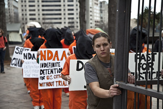 Witness Against Torture: End the NDAA