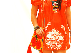 Mandarina Mexican embroidered mini tunic deep off shoulder (Aida Coronado Galeria) Tags: travel summer woman art colors girl fashion vintage mexico katrina clothing colorful dress folk moda artesanal clothes mexican dresses oaxaca chic etsy boho ethnic gypsy catrina embroidered mexicano bohemian maxi vestido aida whimsical peasant etnico bohochic minidresses mexicandress vestidodenovia mexicoart mexicantextiles dayofthedeath mexicanclothes vestidomexicano artfrommexico aidacoronado aidacoronadocom vestidobordadomexicano mexicanmaxidress bohofolk