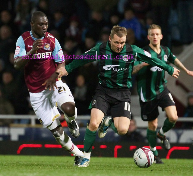 WEST HAM UNITED V COVENTRY CITY (02/01/2012)
