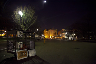 Witness Against Torture: 96-Hour Cage Vigil at the White House