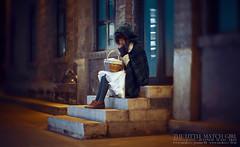 The Little Match Girl (jeanne10-zhujunwei) Tags: cute girl little story fairy tragedy match tale pitiful the