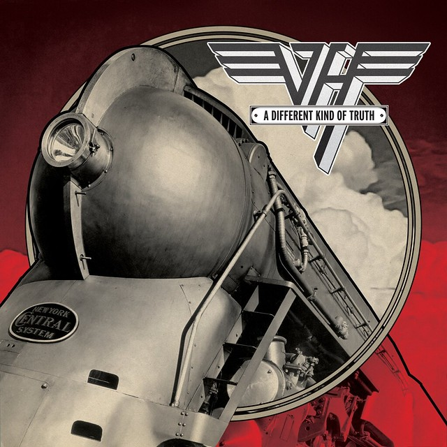 VAN HALEN - A Different Kind of Truth (Official Album Cover)