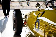 Ferrari 156 'Sharknose' (VJ Photography) Tags: cars car yellow racecar vintage photography 1 jurrie ancient belgium jan 8 automotive f1 ferrari racing historic retro number event be formula driver oldtimer hours motor six oldtimers spa pilot motorracing luik numero 156 pilote francorchamps spafrancorchamps 2011 nummer vjimages vanhalle sharknose biekens