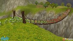 Sur le Pont de Madrigal... - MMORPG Flyff (flyfffreemmorpg) Tags: manga free pont videogame invasion mmorpg madrigal jeux gratuit flyff odysse vidos flaris
