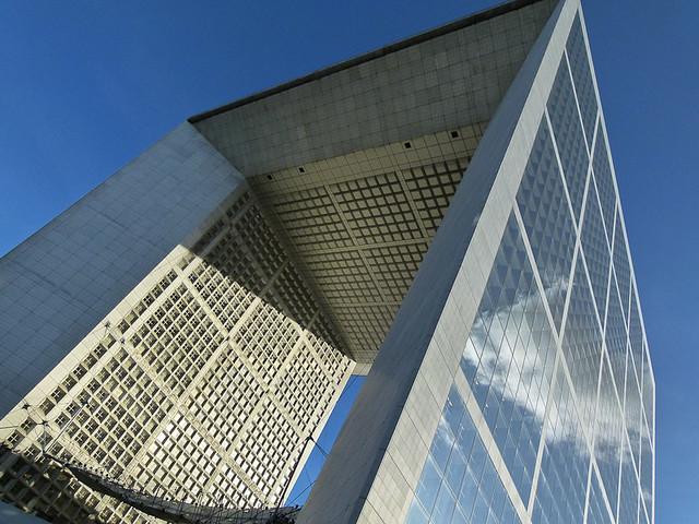 Paris - Défence - Grande Arche