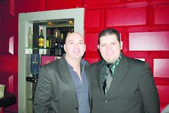 Angel Gonzalez y Oscar Ivan TRevino *