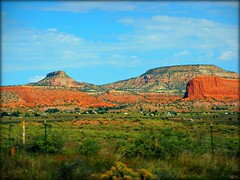 Arizona (steviep187) Tags: railroad travel blue trees red summer vacation arizona sky orange plants usa white abstract black mountains west color colour green nature colors beautiful grass azul clouds digital canon wow landscape outdoors eos rebel landscapes amazing cool nice rainbow october rocks colorful warm pretty seasons desert painted gorgeous awesome gray vivid sunny grand trains canyon powershot western huge traveling scenics luminosity colorphotoaward