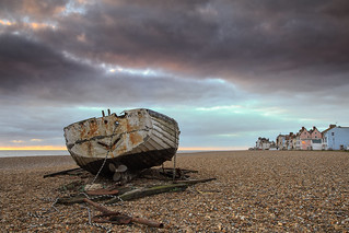 Retired - Aldeburgh, Suffolk