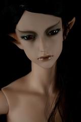 Kaji (Bazangi) Tags: bronze chrom soom abjd bjd doll dollfie sd werewolf wolf