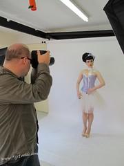 China Doll (Ayr Lox'ide) Tags: dreadlocks model photoshoot bow corset ribbon behindthescenes tutu chinadoll nickwalters tonybianco nudeheels njphotography ayrloxide porcelainpinx leiaandrews zombifiedcupcakeboutique