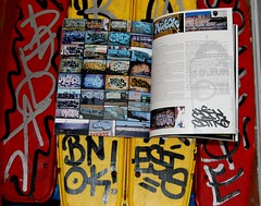 Adek Interview, One Track Mind #2 (Disco Bryso) Tags: seattle 2002 graffiti cd 3a interview renos adek tko onetrackmind hbm brock77 kres btm doke kfm discobrysocom
