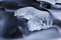 Ice (I) (Daniel Wildi Photography) Tags: longexposure winter sculpture mountain cold ice nature water stone river stream tripod 2012 ndfilters chirel diemtigtal visipix fildrich danielwildiphotography diemtigvalley
