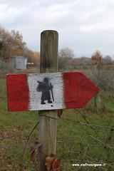 37 (vie francigene) Tags: sangimignano inverno cammino camminando strove viafrancigena alessandroghisellini cristinamenghini