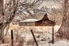 Teton Winter (mojo2u) Tags: winter snow barn wyoming tetons jacksonhole grandtetonnationalpark mormonrow mormonbarn nikond700 nikon28300mm tetonmountians