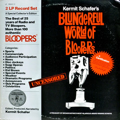 Kermit Schaefer's Blunderful World of Bloopers (epiclectic) Tags: music art vintage album vinyl retro collection jacket cover lp record sleeve epiclectic kermitschaefer