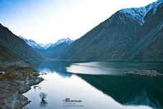 Sadpara Lake (Haroon Sadiq) Tags: pakistan lake reflection nikon 18200 d90 skardu sadpara northerarea