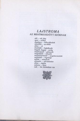 Kozma Lajos - Legenda