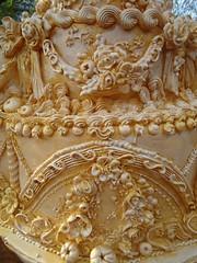 Barocke hochzeitstorte cakeandmore tags gold barock hochzeitstorte