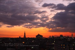 Havana, Sunset over La Habana (blauepics) Tags: city travel houses sunset sky clouds america buildings island la reisen republic colours sonnenuntergang country capital hauptstadt havana cuba colonial nation central himmel wolken ciudad republik communist stadt latin land caribbean cuban habana amerika havanna americas gebude kuba farben huser the karibik kolonial lateinamerika mittelamerika kubanische