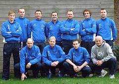 2009 Heren 2 - Tr. Jos van der Leest