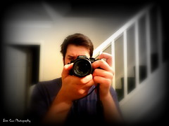 Self Portrait. (Ben Cox Photography) Tags: camera selfportrait person photography selfshoot bencox lumixfz45