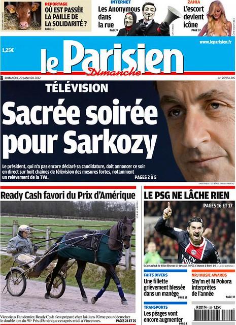 leparisien-cover-2012-01-29