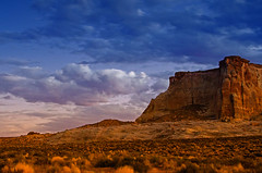 Billows (dbushue) Tags: sunset sky nature clouds landscape evening scenery rocks dusk formations lakepowell billows 2011 pagearizona coth supershot naturesgarden wahweapmarina walkingonclouds absolutelystunningscapes damniwishidtakenthat flickrclassique coth5 dailynaturetnc12
