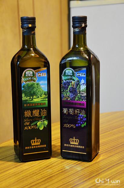 [體驗]泰山好理油。葡萄籽油&橄欖油烹煮美食原味