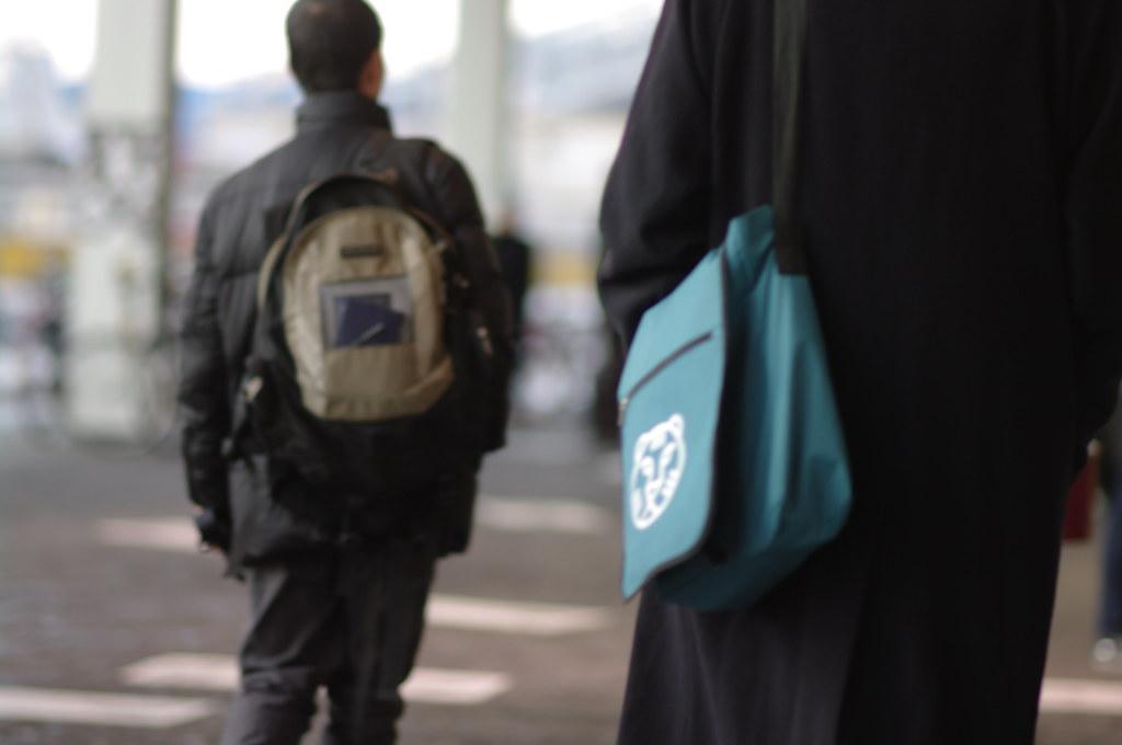 IFFR 2012 bag