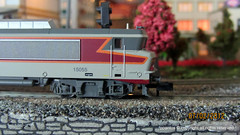 Minitrix 12134  SNCF class BB 15000 (ppantos) Tags: class bb sncf autofocus 15000 12134 minitrix flickrstruereflection1
