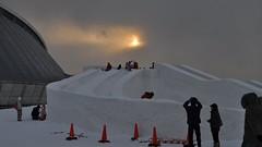 Waku Waku Slide, 2010 Sapporo Snow Festival, Tsudome Site (David McKelvey) Tags: winter snow festival japan sapporo community nikon hokkaido dome 2010 d5000 higashiku tsudome okadamacho