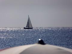 voglia di mare (fotomie2009) Tags: sea boat barca mare sailing vela spotorno