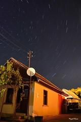 Casa de campo (J.MIGUEL FLORES) Tags: casa nocturna campo rumania circumpolar largaexpocion
