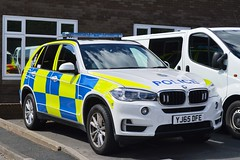 YJ65 DFE (S11 AUN) Tags: car video support traffic yorkshire north group fsu police rpg bmw vehicle roads emergency response unit equipped firearms armed 999 x5 rpu nyp policing arv anpr yj65dfe