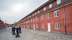 Segway Tour (the underlord) Tags: copenhagen denmark segway scandinavia barracks kbenhavn segwaytours