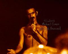 Michael Conen - [PROOF] Frank Zappa dark [Frank Zappa - Louisville Gardens, Louisville KY 11-10-77] (michael conen) Tags: kentucky louisville canonae1 1977 allrightsreserved frankzappa louisvillegardens michaelconen copyright2013