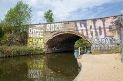 Cornbrook Bridge (jason_hindle) Tags: manchester unitedkingdom manchestershipcanal cornbrokkbridge