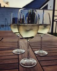Winetime (kathibro92) Tags: yummy wine sommer hugo eis refreshing garten vino wein frhling lecker limette minze