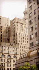 Civic Centre, Lower Manhattan (Jeffrey) Tags: street city nyc newyorkcity urban ny newyork architecture buildings design spring downtown skyscrapers manhattan may cities civiccentre lowermanhattan downtownmanhattan 2016 may2016 spring2016