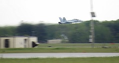 F/A-18F Superhornet Demo (B29tim) Tags: show new demo power air navy nj pines jersey usaf joint dix mcguire lakehurst superhornet fa18f