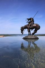 Warrior on the Water (pasa47) Tags: canon spring unitedstates may mo missouri topoftherock ridgedale 2016 tablerocklake bigcedarlodge