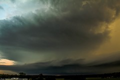 May 24 2016 Supercell (Dan's Storm Photos & Photography) Tags: sky rain hail skyscape landscape landscapes shelf thunderstorm skyscapes convection funnel anvil thunderstorms cumulonimbus updraft scud mammatus thundershower funnelcloud mammatusclouds supercell inflow anvils shelfcloud rainshaft severethunderstorm updrafts hailshaft inflowtail thunderstormbase