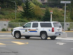 West Shore RCMP (Canada Emergency Photography) Tags: canada hospital bc britishcolumbia police victoria rcmp suv langford colwood chevysuburban westshorercmp