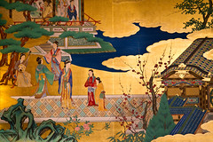 Golden Memory (Fesapo) Tags: art history japan canon japanese golden treasure culture celebration memory 7d tradition kyushu   kumamotocastle