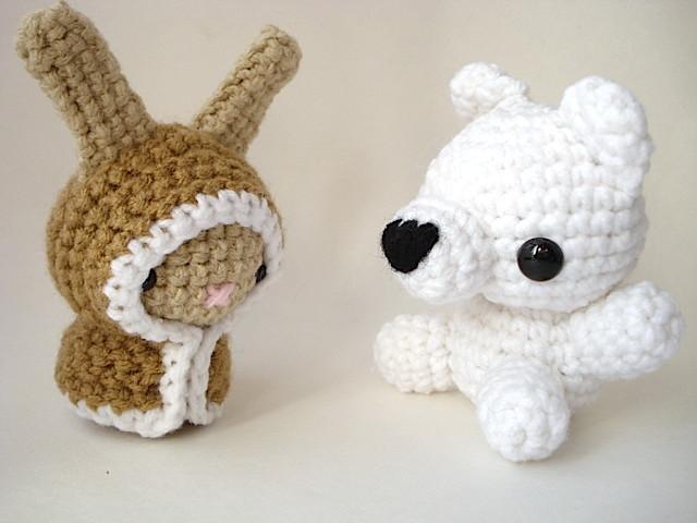 Amigurumi Bigfoot Bear : The Worlds newest photos of crochet and yeti - Flickr ...