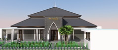 Konsep mesjid minimalis modern di jakarta 1 (rumahdesain2000) Tags: jakarta sekolah masjid bangunan minimalis elegan renovasi mushola pondokbambu rencana rumahibadah saranaumum